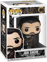 Vinylová figúrka č. 80 Jon Snow s mečom