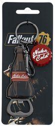 Kľúčenka Nuka Cola Bottle