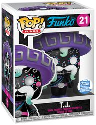 Fantastik Plastik T.J. (Funko Shop Europe) Vinyl Figure 21