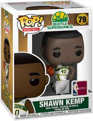 Vinylová figurka č. 79 Seattle SuperSonics - Shawn Kemp