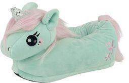 Detské papuče Jade Unicorn