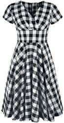 Šaty v štýle 50-tych rokov Victorine