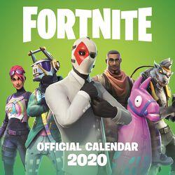 Nástenný kalendár 2020