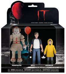 Sada 1 - Pennywise, Bill a Georgie