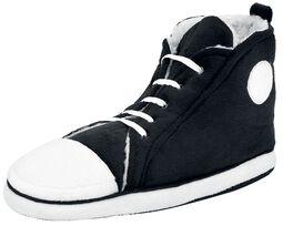 Papuče čierne