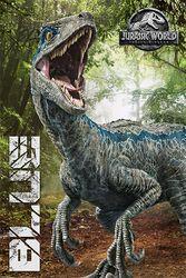 Jurassic World - Fallen Kingdom - Blue