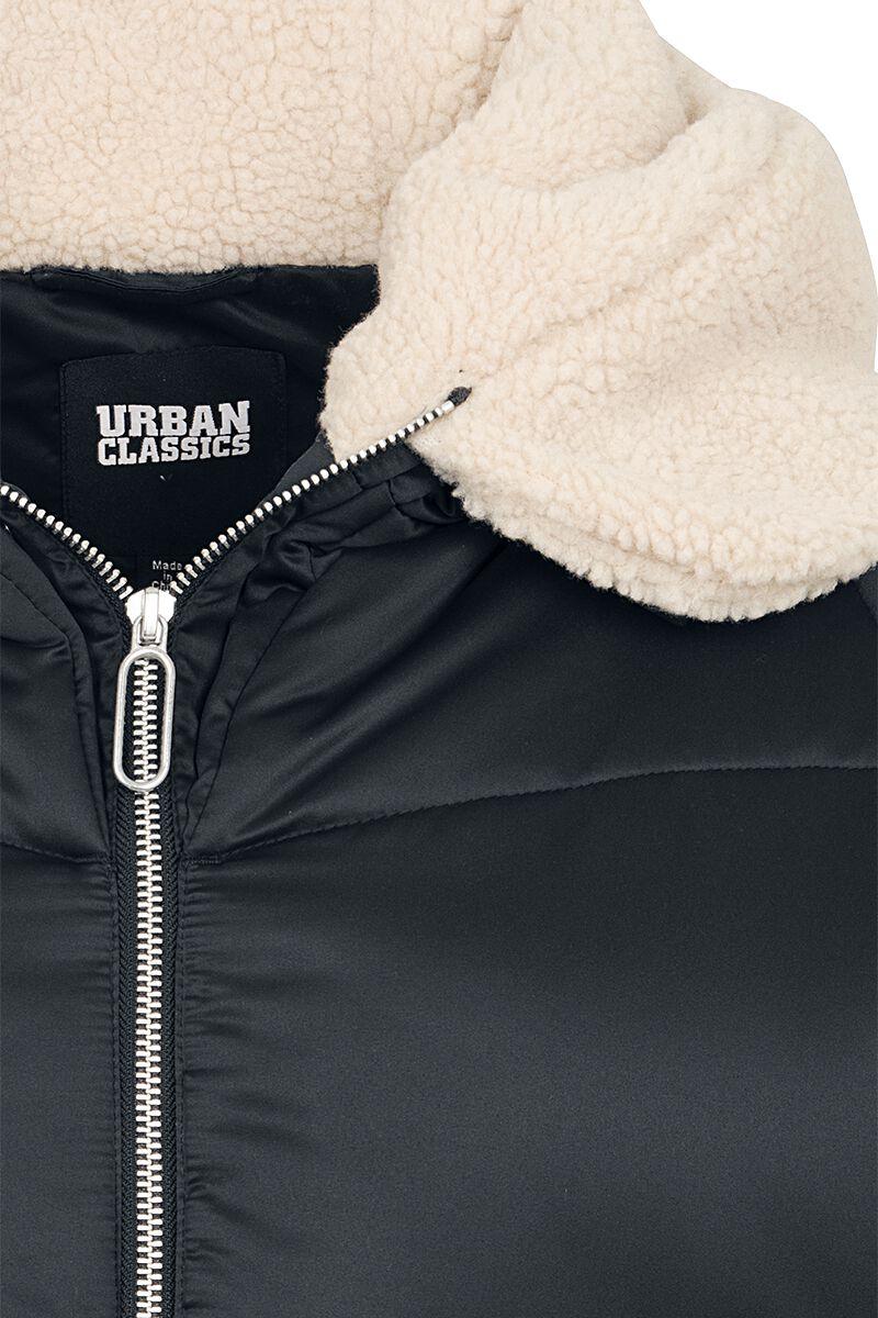 Dámská bunda s kapucňou a plyšom  02634087cae