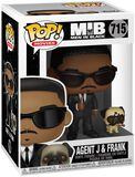 Agent J and Frank Vinyl Figure 715