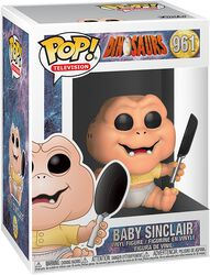 Vinylová figurka č. 961 Baby Sinclair