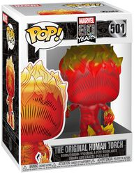 Vinylová figúrka č. 501 80th - The Original Human Torch