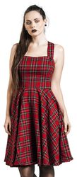 Šaty so širokou sukňou Irvine