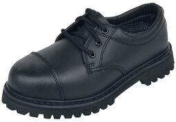 Topánky Phantom s 3-radovým šnurovaním