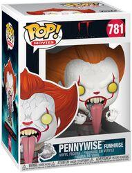 VInylová figúrka č. 781 Chapter 2 - Pennywise Funhouse