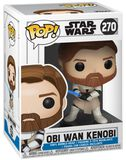 Vinylová figúrka č. 270 Clone Wars - Obi Wan Kenobi
