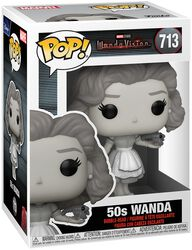 Vinylová figúrka č. 713 50s Wanda B&W)