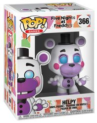 Helpy Vinyl Figure 366