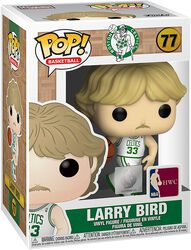 Vinylová figurka č. 77 Boston Celtics - Larry Bird
