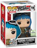 Scott Pilgrim vs. the World Vinylová figúrka č. 719 ECCC 2019 - Ramona Flowers (Funko Shop Europe)