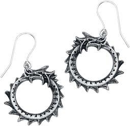 Jormungand Earrings