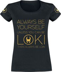 Loki - Always Be Yourself