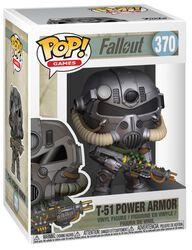 Vinylová figúrka č. 370 T-51 Power Armor