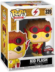 Vinylová figúrka č. 320 Kid Flash (s možnosťou chase)