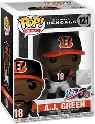 Vinylová figúrka č. 121 Cincinnati Bengals - A.J.Green