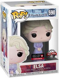 Vinylová figúrka č. 590 Elsa