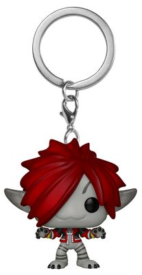Kľúčenka Pocket POP! Sora (Monsters, Inc.) 3