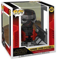 Vinylová figúrka č. 321 Episode 9 - The Rise Of Skywalker - Supreme Leader Kylo Ren in the Whisper (POP Deluxe)
