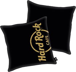 Hard Rock Cafe Gold Logo
