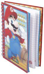Zápisník Mario