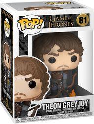 Vinylová figúrka č. 81 Theon Grey Joy