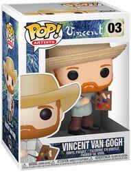 Vinylová figúrka č. 03 Artists - Vincent van Gogh