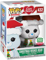 Vinylová figúrka č. 432 Christmas Wishes Bear (Funko Shop Europe)