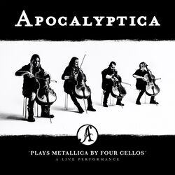 Plays Metallica by Four Cellos – A live performance