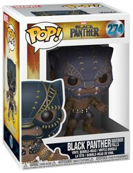 Vinylová figúrka č. 274 Black Panther Warrior Fall