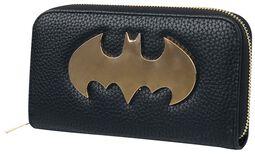 Peňaženka so zlatým logom Gotham