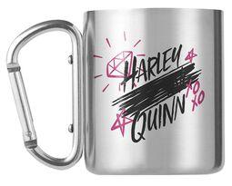 Harley Quinn - Hrnček s karabínkou
