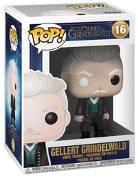 Vinylová figúrka č. 16 The Crimes of Grindelwald - Gellert Grindelwald