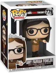 VInylová figúrka č. 779 Amy Farrah Fowler