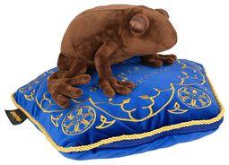 Čokoládová žaba s vankúšikom