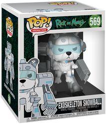 Vinylová figúrka č. 569 Exoskeleton Snowball (Oversized)
