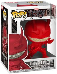 Vinylová figúrka č. 513 Venomized Daredevil