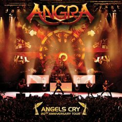 Angels cry (20th anniversary live)
