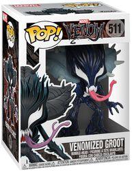 Vinylová figúrka č. 511 Venomized Groot