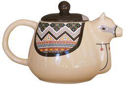 Čajník Llama
