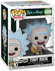Vinylová figúrka č. 489 Tiny Rick