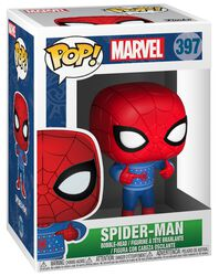 Vinylová figúrka č. 397 Spider-Man (Holiday)