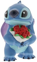 Stitch Flowers Figurine